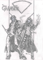 Gambit Commission by kameleon84