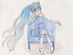 Ice Queen by Icey-chan