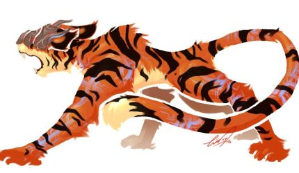Neo Tiger logged by carnival