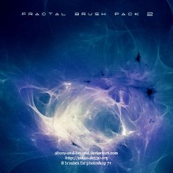 Fractal Brush Pack 02 by above-and-beyond