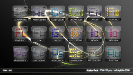 Adobe Pack by InfinityK4fx