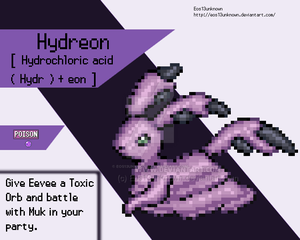 Hydreon by Eos13unknown