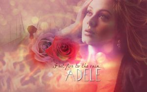 Adele - Set Fire to the Rain by drkay85