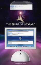 ZEUS OS X  : SPIRIT OF LEOPARD by ZEUSosX