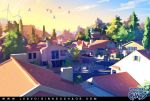 Afternoon by Tohad