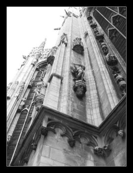 Gothic to the sky by sephi