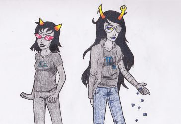 Homestuck 3 by A-Dance-In-The-Rain