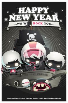 We will rock you by thinkd