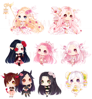 Cheeb Batch 11 by riicu