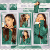 +ArianaGrandePO45 by TheNightingale01