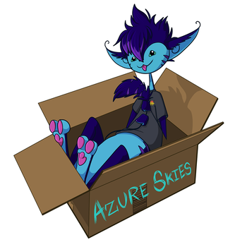Impification- Azure Skies by Dragontrap