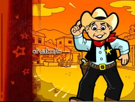 Color Chabelo desktop Vaquero by satchmau