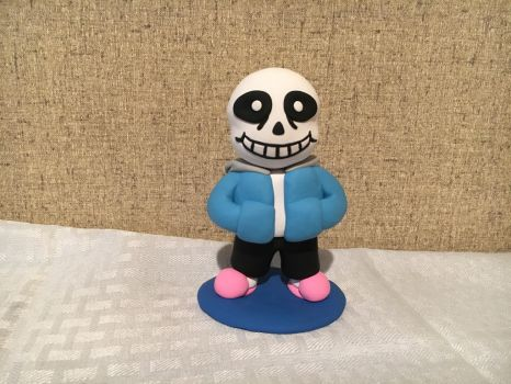 Sans by PomChiPrincess