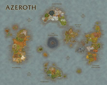 Azeroth by Sub-Thermal