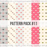 Pattern Pack #11 by aloisazuyu
