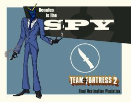 Regulus is the Spy by Lord-Zymeth