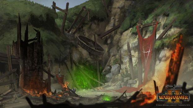 Skaven settlement lost by EthicallyChallenged