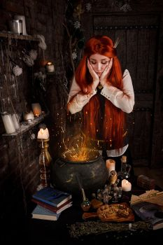 Lily Evans: The Potions Lesson by Son-So-Hyun
