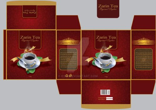 zarin tea by E30X