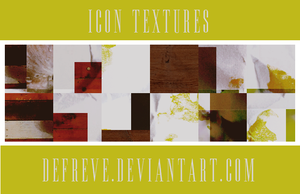 Textures - Green Wood Mixture [ICON] by Defreve