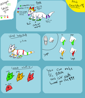 OOzegon species guide by DenyaX