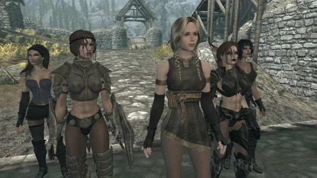 Skyrim - The Deadly Brothers - 66 by ThePHantom52