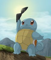 Squirtle Squirt