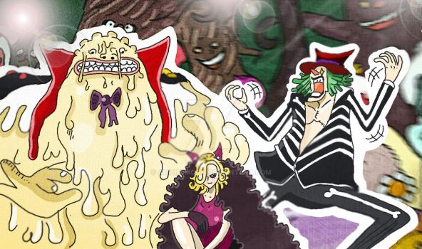 One Piece Chapter 843+ Spoilers Big Mom family ?