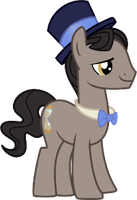 Doctor Whooves 11th doctor Vector by horse14t
