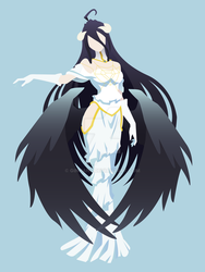 Albedo by GinHans