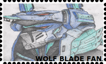 Wolf Blade Stamp by WOLFBLADE111