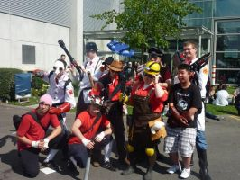 TF2 Red-Team by Dragontitus