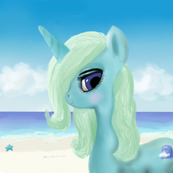 Sea Mist by Spaceisthelimit