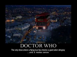 Doctor Who Demotivational by rosechips