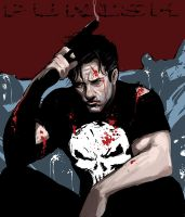 Punisher by ChevronLowery
