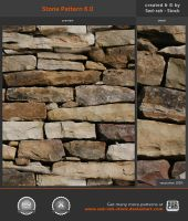 Stone Pattern 6.0 by Sed-rah-Stock