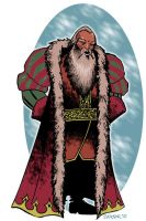 Father Christmas by spicemaster