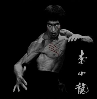 Bruce Lee-17 by kse332
