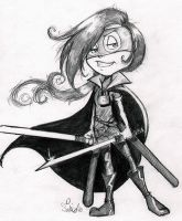 Hit Girl by dsoloud