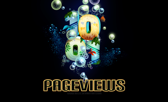 1001 Pageviews by belez