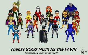 Thank YOU! by EverydayBattman