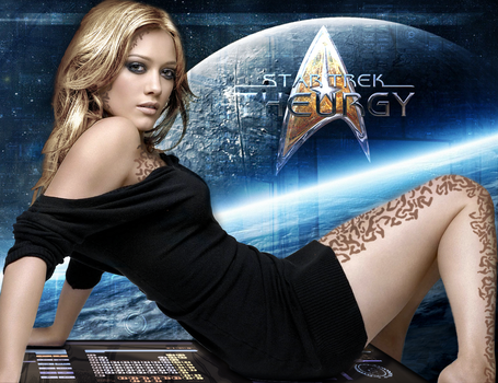 Dr. Amelya Rez - Off Duty | Star Trek: Theurgy by Auctor-Lucan