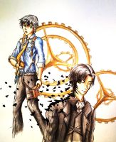 Cogs of fate by May-May-Meow