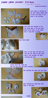 Yasis How to plush a Chibi Octavia Tutorial by SakuSay
