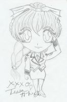 Chibi Tessa by Kato-Shiroi