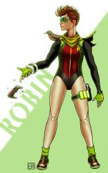 Robin (Carrie Kelly) by HectorBarrientos