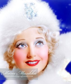 Thelma Todd ~~ 1932 ~~ colourised by Maria-Musikka