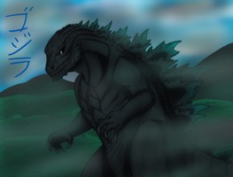 Godzilla: Monster Planet by BrunoZillinHero