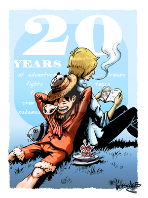 20 YEARS by UNDISCOVER-art