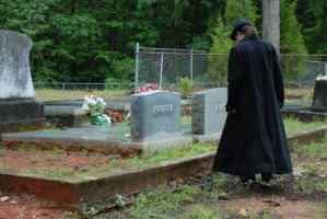 Taylor Jackson Cemetery 22 by LinzStock